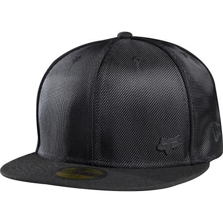 Fox Death Bed New Era Hat Lippis (musta) fa9bc6a39c
