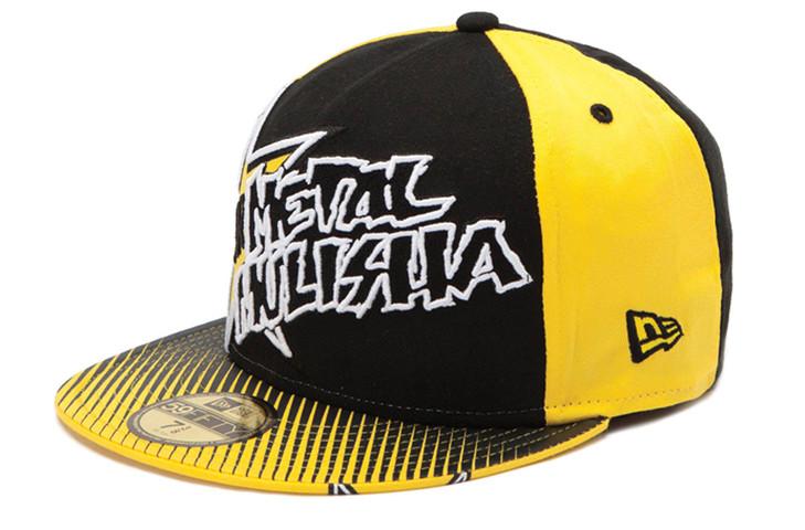 Metal Mulisha Rockstar Change Up New Era Cap Lippis (keltainen ... 6709bab077