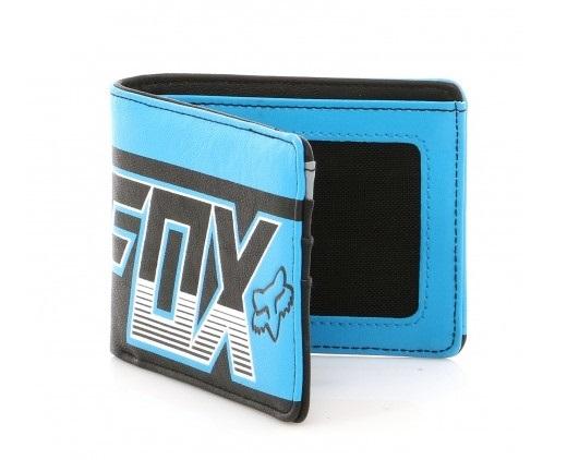 ... Fox Clutch Wallet Lompakko (sininen) ... b83cc80bd4